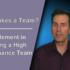 What Makes a Team a Team?