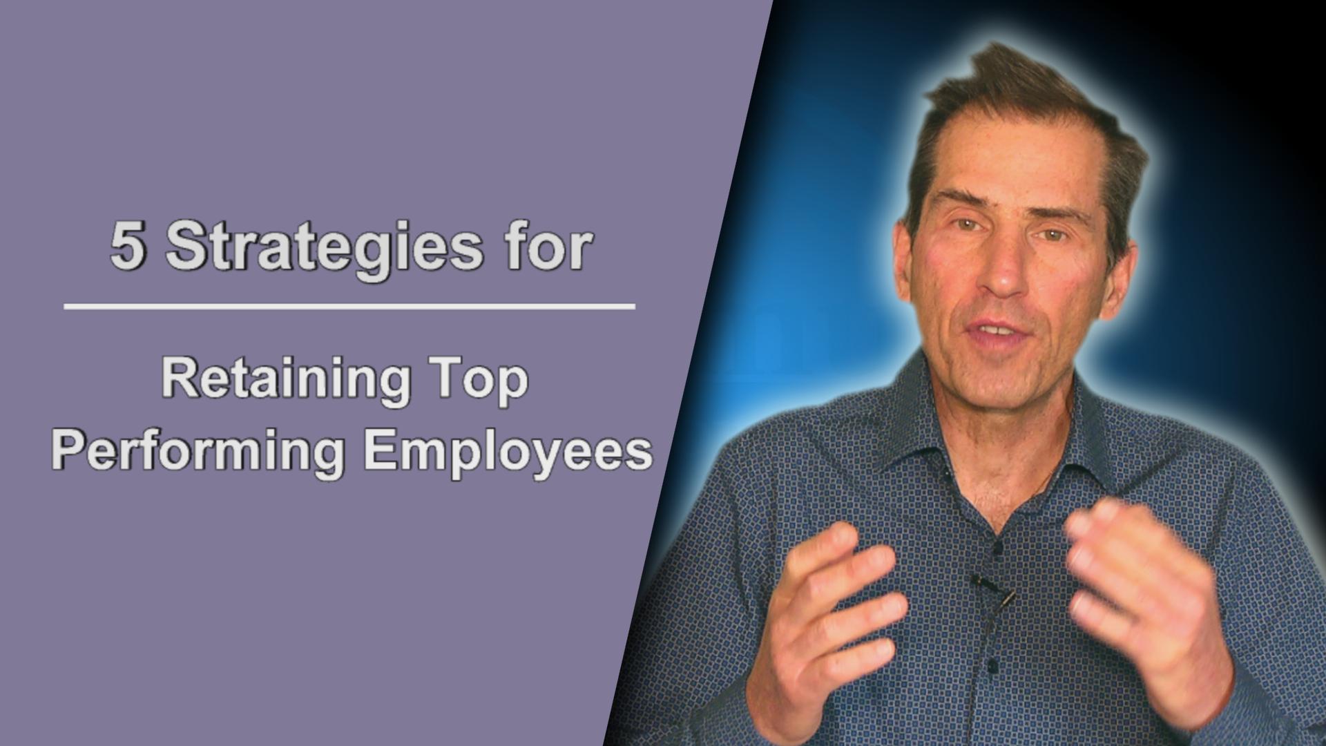 retaining top performing employee